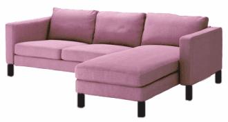 custom sectional chaise slipcovers