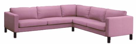 custom sectional corner slipcovers