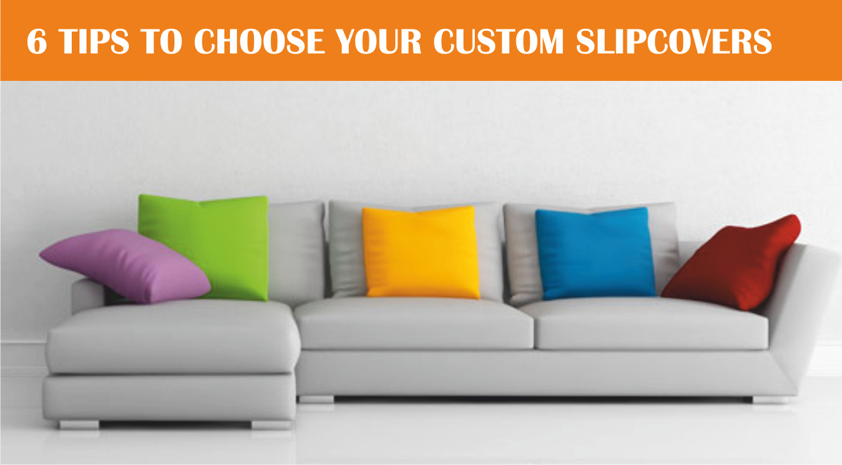 choose your custom slipcovers