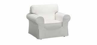 custom slipcovers for armchair