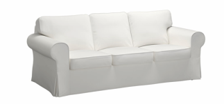 custom slipcovers for sofa & couch