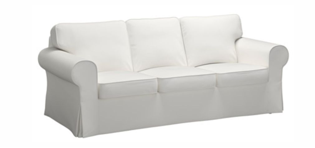 Crate And Barrel Slipcovers Custom Made Slipcover For