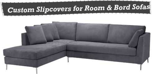 ROOM AND BOARD SLIPCOVERS