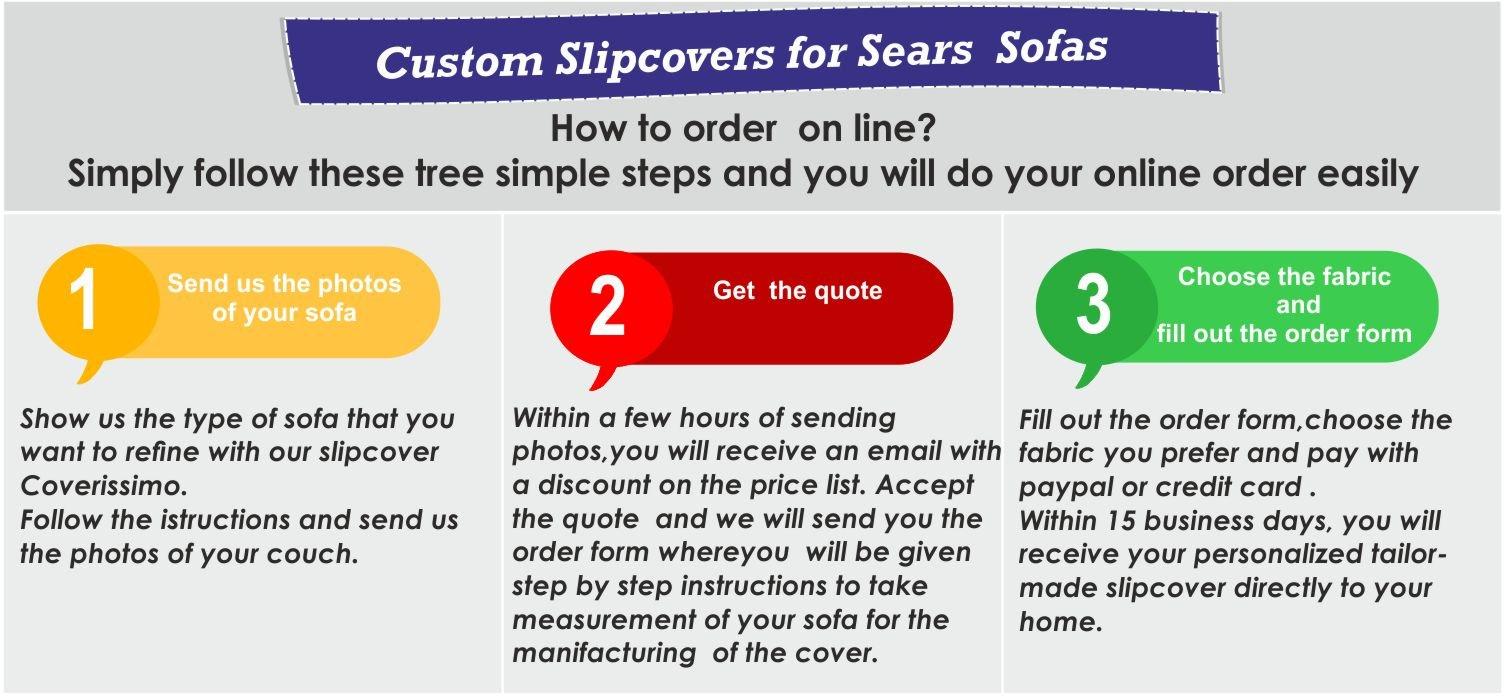 Sears Custom Slipcovers Coverissimo