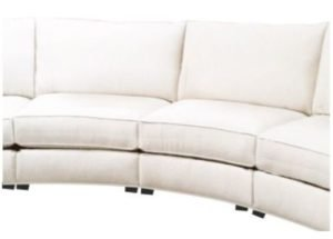 curved sofa slipcovers