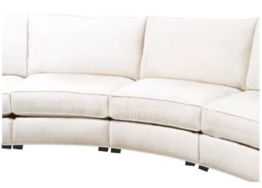 curved sectional slipcovers