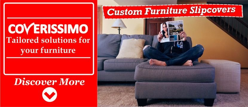 custom furniture slipcovers