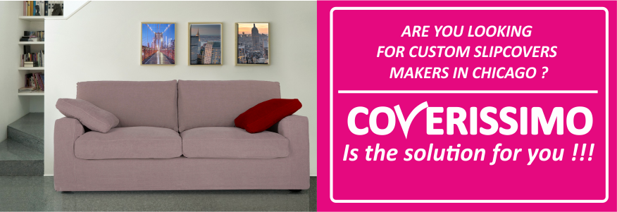 Tailored slipcovers in chicago