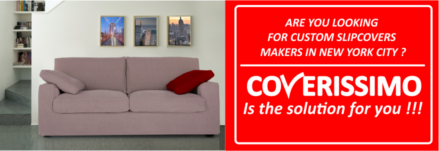 custom slipcovers in new york city