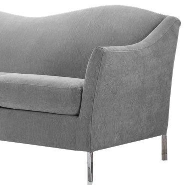 Camelback Sofa Slipcovers | Custom Slipcovers by Coverissimo