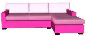 L sofa Fornt