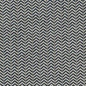 Chevron fabric blue
