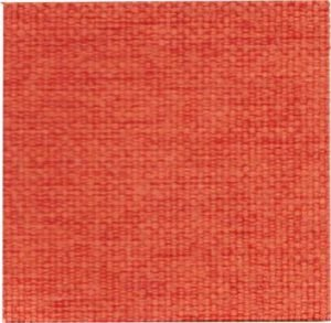 stain resistant slipcover orange