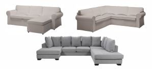 slipcovers sectionals and modulars