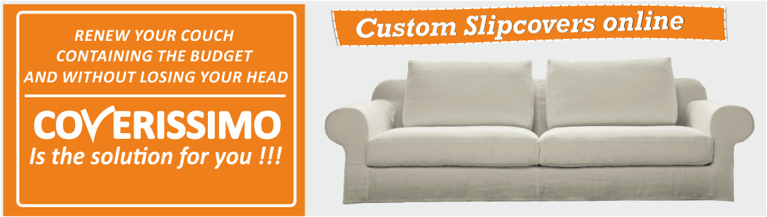 custom slipcovers for couches and chairs